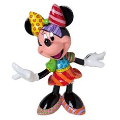 Minnie Mouse figurine by Disney Britto