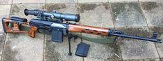 Gun-Gallery — Izhmash SVD Tigr - 7.62x51mm