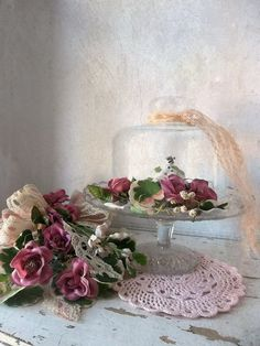 Hey, I found this really awesome Etsy listing at https://www.etsy.com/listing/164909067/antique-pedestal-cake-stand-w-dome