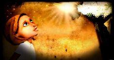 The Goldfish» (A Lullaby): Ένα συγκινητικό animation – νανούρισμα για τα προσφυγόπουλα (Βίντεο) - Εναλλακτική Δράση Goldfish, Animation, Mona Lisa, Disney Characters, Fictional Characters, Disney Princess, Artwork, Work Of Art, Auguste Rodin Artwork