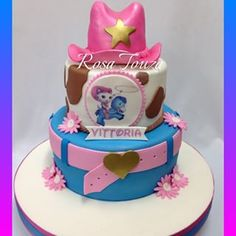 sheriff callie cake - Google Search