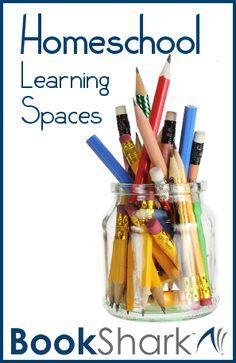 Inspiration and Ideas to Organize Homeschool Learning via @bookshark #ihsnet