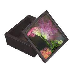 Pink Flower Premium Gift Box