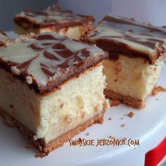 Kliknij i przeczytaj ten artykuł! Food Cakes, Cheesecake Recipes, Cheesecakes, Tiramisu, Food And Drink, Cooking Recipes, Baking, Ethnic Recipes, Sweet