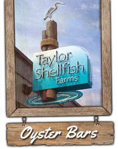 Taylor Oyster Bars, Listed in Virtuoso as the best place for oysters in Seattle.