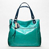 Coach purses are my kryptonite. I love this color for spring!