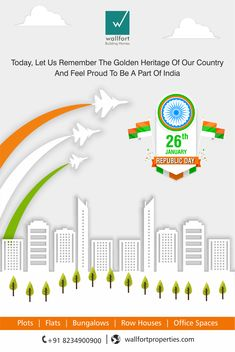 Get together, be the strength of the nation & help it reach greatest heights, Best wishes on this Republic Day! Creative Poster Design, Ads Creative, Creative Posters, Independence Day Hd Wallpaper, Indian Flag Colors, Indipendence Day, Happy Independence Day India, Student Of The Month, Republic Day Indian