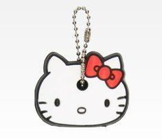Hello Kitty Key Cap: Retro
