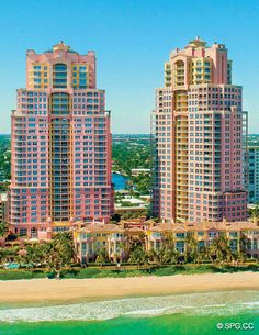 The Palms Luxury Condos on Fort Lauderdale Beach