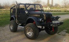 ГАЗ 69 1953-1972