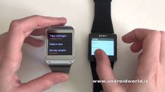 Sony SmartWatch 2 vs Samsung Galaxy Gear, confronto by AndroidWorld.it - http://www.videorecensione.net/sony-smartwatch-2-vs-samsung-galaxy-gear-confronto-by-androidworld-it/