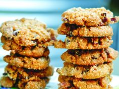 Peanut Butter Bacon Cookies...  YUMM!