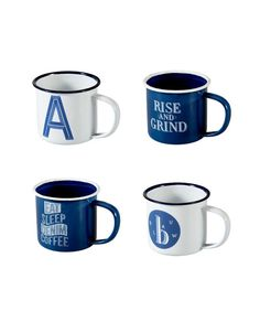 Amsterdams Blauw Espresso Cups - Scotch