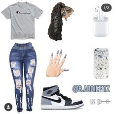 Fashion 2019 New Moda Style - fashion Cute Lazy Outfits, Swag Outfits For Girls, Cute Swag Outfits, Teenage Girl Outfits, Girls Fashion Clothes, Teen Fashion Outfits, Teenager Outfits, Dope Outfits, Girly Outfits