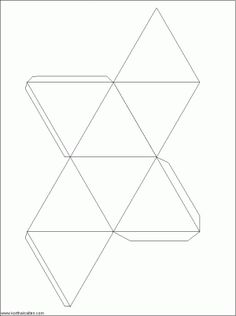 net octahedron