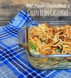 Not Your Grandma's Green Bean Casserole - We LOVE green bean casserole here at Farm Fresh To You, but making it with all the canned ingredients just feels so wrong. We love our updated version on the classic that is so delicious and fresh, you won't feel bad about eating it during your holiday meals.  We nourish communities by delivering organic produce from local farms conveniently to your doorstep. Always use promo code TRYME15 for $15 off your first box.
