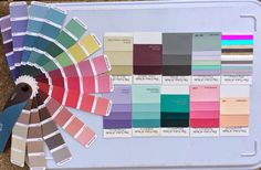 Forty Plus Fabulous: Comparing My Jeweltone Summer Zyla Palette with Soft Summer Sci/Art Colors