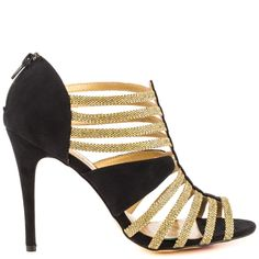 Pamper+Me+-+Gold+Blk+Gltr+by+Luichiny+Red+Carpet