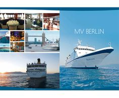 MV Berlin: Inside One of the Grandest Ships of All Time Cruise Ships, All About Time, Berlin, Wordpress, Sea, Blog, Movie Posters, Travel