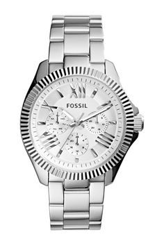 Women's Cecile Multifunction Bracelet Watch by Fossil on @nordstrom_rack