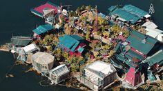 En lo más fffres.co: ¿Podrías pasar 24 años construyendo tu propia isla?: En lugar de buscar el… #Art #isla #hogar #catherine_king #DIY