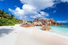 La Digue Beach #Seychelles #travel