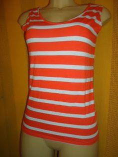 Brecho Online - Belas Roupas: Blusa Casual Marisa