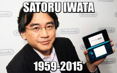 A Japanese video game programmer and businessman who served as the fourth president and chief executive officer (CEO) of Nintendo. He is widely regarded as a major contributor in broadening the appeal of video games to a wider audience by focusing on novel and entertaining games rather than top-of-the-line hardware. He died from complications of a bile-duct tumor. We'll miss you, Satoru. ( ; ; )
