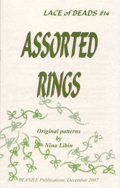 nina libin tatting books - Google Search