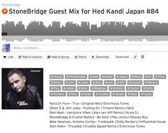 Good morning! Get your day going in style with StoneBridge Hed Kandi Japan #84 - the deeper side part 2 https://soundcloud.com/stonebridge/stonebridge-guest-mix-for-80