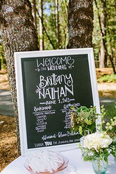 wedding ceremony decor http://www.weddingchicks.com/2013/09/30/vintage-vineyard-wedding/