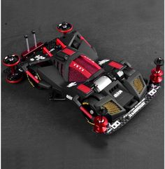 Free Shipping Tamiya Mini 4WD Car Model With S2 Chassis Darkness Giant(Not Assembled)