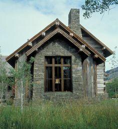 Sawtooth Mountain Ranch - Architect Portfolio   Miller Architects