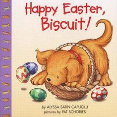 Busy Bee Speech: Happy Easter, Biscuit!