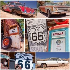 Route 66 photo collection