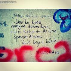 En sevdiğim şiir. ...