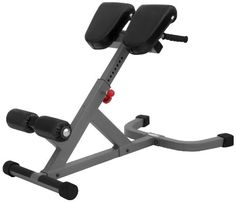 XMark Fitness Heavy Duty Adjustable 45 Degree Abdominal Back Hyperextension With triceps Dip Handles And A Wide Horseshoe Shaped Base for Stability Home Gym Equipment, No Equipment Workout, Workout Gear, Ab Workouts, Building Biceps, Adjustable Weight Bench, Strength Training Equipment, Tricep Dips, Best Home Gym