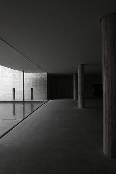 Nakatsu Crematorium by mab-ken, via Flickr