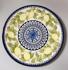 Prato da nossa coleção Limões