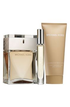 Michael Kors. This smells wonderful. Men love the scent and I have had many women ask me about it.
