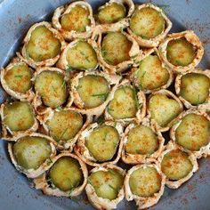 Probiotic Pickle Poppers