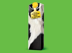 Milk Nature (Concept) on Packaging of the World - Creative Package Design Gallery