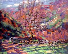 Crozant, solitude - Armand Guillaumin