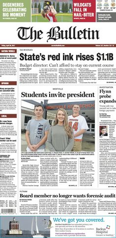 Friday, April 28, 2017 - Subscribe to The Bulletin today: http://www.norwichbulletin.com #ctnews #newlondoncounty #windhamcounty