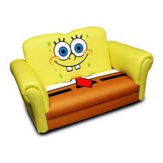Sofa Bob l'Eponge