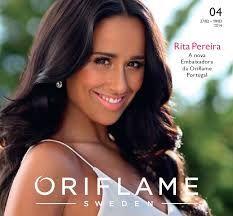 www.orisandramiranda.com A nova embaixadora Oriflame