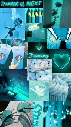 Blue Wallpaper | Iphone Wallpaper Tumblr Aesthetic, Pretty Wallpaper Iphone, Wallpaper Iphone Neon 8AA