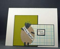 Miss Ewe card