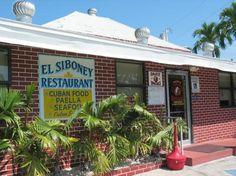 El Siboney, a Cuban Restaurant Photo - El Siboney Restaurant, Key West, Florida