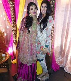 Another one from Zara and Omar's Mehndi. Zara looking stunning in…